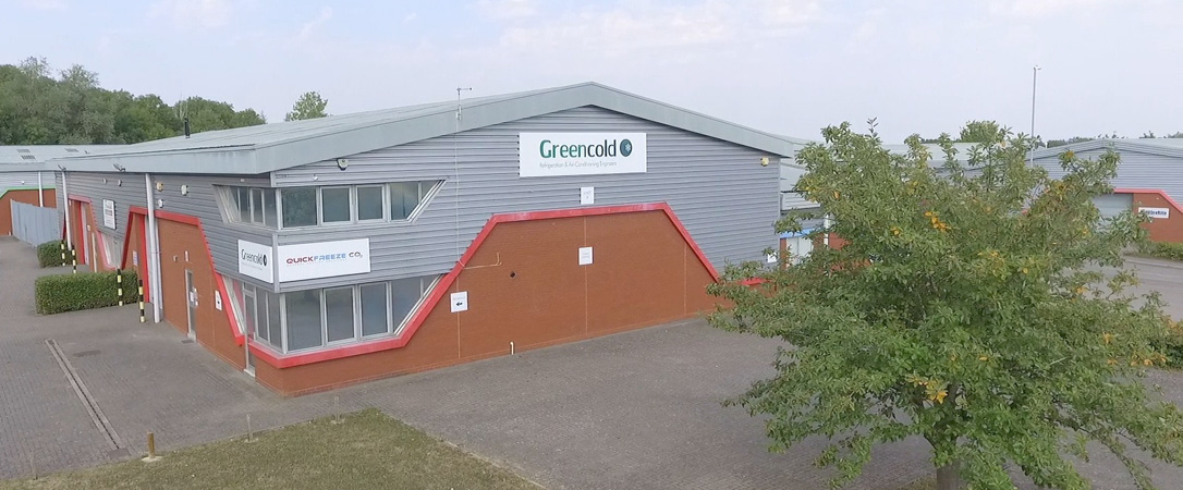 Greencold Building, Wellingborough
