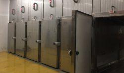 CO2 Blast Chill Cabinets