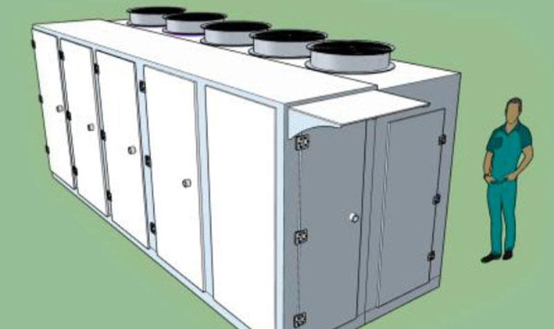 CO2 Chillers & Condensers