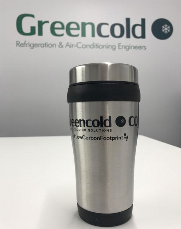 Greencold Low Carbon Footprint Mug