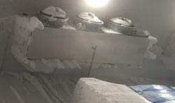 Mitigating Ice Buildup In Coldstores